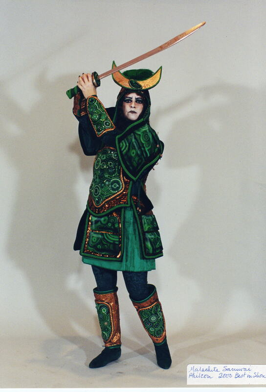 Malachite samurai.jpg
