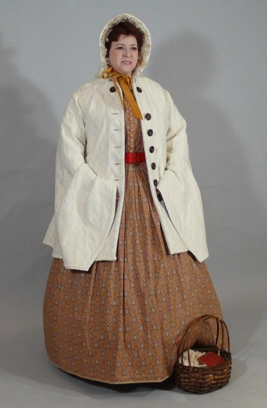 Little Women with coat and bonnet Lunacon 2012.JPG